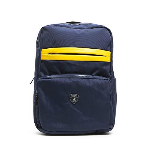 LamborghiniBLU Navy Backpack
