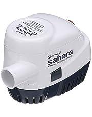 attwood 4511-7 Sahara Bomba de Achique Automática, 12V, 1.100 g/h, 3.785 l/h, 28 mm