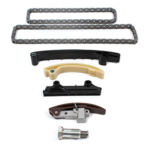New TK10900 (Upper - 'SINGLE' Wide Chain) Timing Chain Tensioner Kit (Without Sprockets) for Volkswagen Eurovan Golf Jetta 2.8L VR6 'AFP' Engine 1998-03 (will NOT fit 'AAA' engine models)