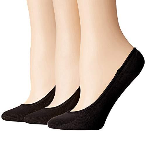 3 calcetines de compresión ortopédicos de microfibra para mujer con calcetines, sensación suave y cómoda, de microfibra