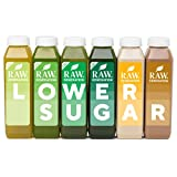 Raw Generation® 3-Day Lower Sugar Juice Cleanse - 65% Less Sugar Than Other Cleanses / Juices with...