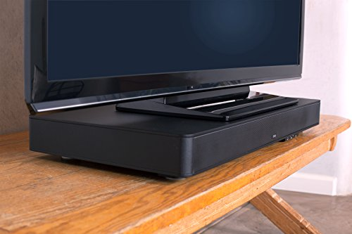 """ZVOX SoundBase 670 36""""Sound Bar with 3 Built-In Subwoofers, Bluetooth, AccuVoice"""