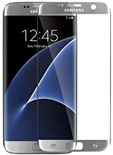 Futureents Mica de Cristal Templado Curvo para Samsung Galax
