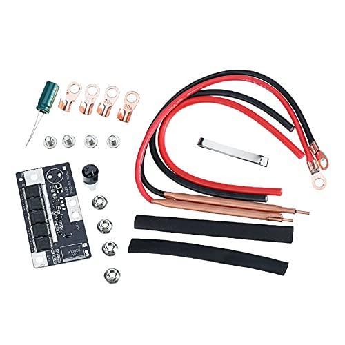 Bhuuno 12V Spot Welder Set Soldering Device for 18650/26650/32650