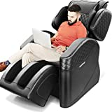 2021 New Massage Chairs, Zero Gravity Full Body Massage Chair Recliner, Airbags Shiatsu with Lower Back Heating, Hip Vibration and Foot Roller for Home/Office, 3 Year Warranty