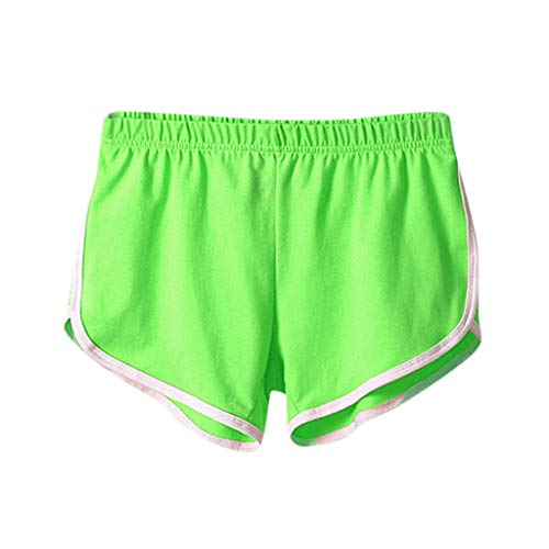Buy Bargain Workout Shorts for Women - Casual Fit Classic Sport Shorts Dolphin Shorts Summer at Home...