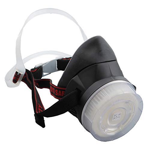 TOYO 取替え式防じんマスク RL3 ブルー No.1850-B 国家検定合格品区分RL3
