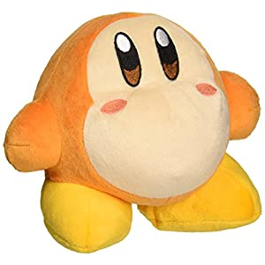 "Little Buddy Kirby Adventure All Star Collection 5"""" Waddle Dee Stuffed Plush, Multi-Colored (1401) - 41ngqc1MCwL - Little Buddy Kirby Adventure All Star Collection 5″"" Waddle Dee Stuffed Plush, Multi-Colored (1401)"