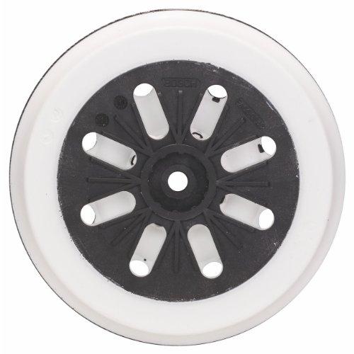 Bosch Professional medium-hard Schleifteller (für Lack, Spachtelmasse, Gips, Zubehör für Exzenterschleifer)