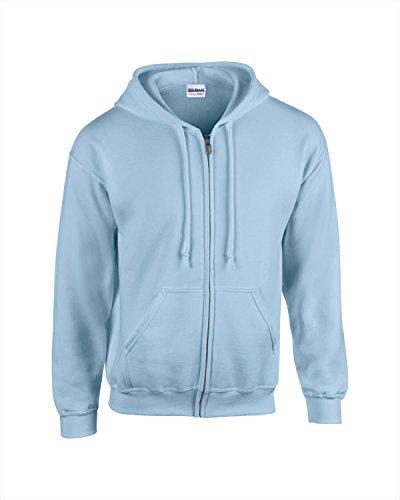 GILDAN - Sweat-shirt à capuche - Garçon - Bleu - Bleu marine - Large