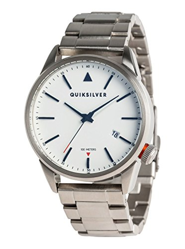 Quiksilver The Timebox 42 Metal - Analogue Watch for Men - Analoge Uhr - Männer
