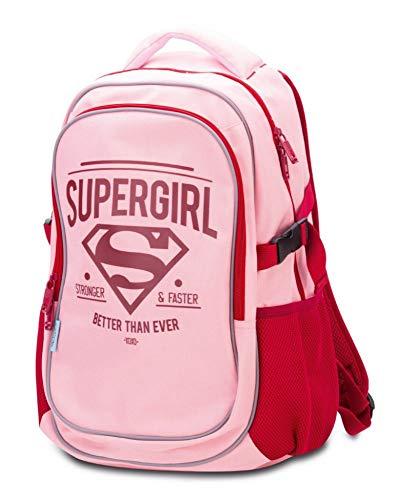 Preistipp: Schulrucksack für Mädchen Supergirl