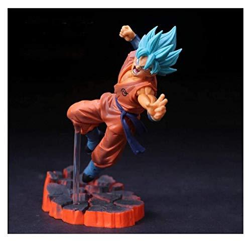 LHAHGLY Dragon Ball Juguetes Regalos Personajes Coleccionables Artesanías pvc Regalo Box14cm Dragon Ball