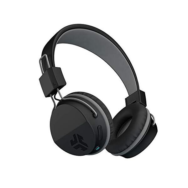 Audio Neon Headphones On-Ear Feather Light 3