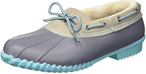 JBU by Jambu Women's Gwen Rain Shoe, Sky Blue, 6.5 Medium US