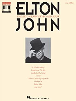 The Elton John Keyboard Book (Knowledge Representation, Learning, and Expert Systems) by [Elton John]
