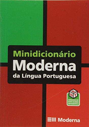 Minidicionário Moderna da Língua Portuguesa