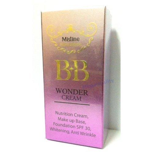 Bb Mistine Wonder Cream Makeup Base NEW G in 7.5 Cheap super special price Foundation Made Tha