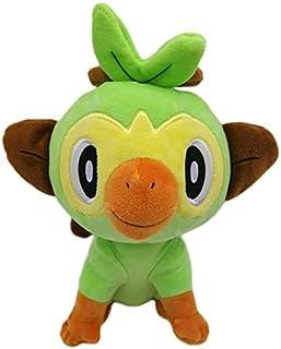 Kotee 23 cm plyschleksaker tecknad mat Pokémon fyllda plyschleksaker anime grookey plyschdocka leksak, samling födelsedags...