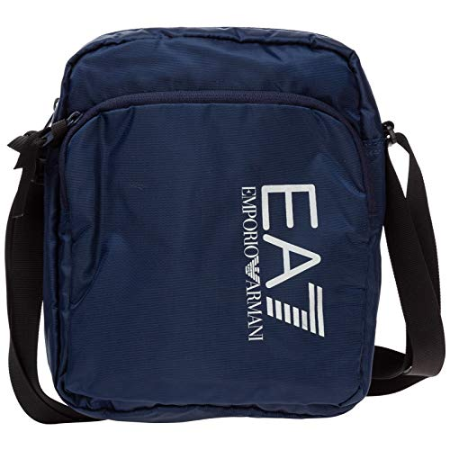 Emporio Armani EA7 mannen Nylon cross-body messenger schoudertas originele trein