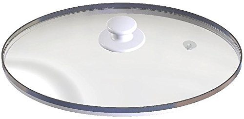 YPD Replacement Oval Glass Lid Crock Pot & Slow Cooker For Rival Scvp609-kls