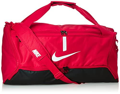 Nike Unisex– Erwachsene Academy Team Fußball Seesack, University Rot/Schwarz/Weiss, MISC
