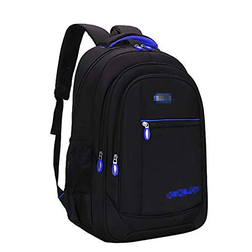 Men's Backpack Unisex Waterproof Oxford 15 Inch Laptop Backpacks Casual Travel Boys School Bags Large Capacity