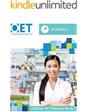 OET Pharmacy: Official OET Practice Book 1: For tests from 31 August 2019