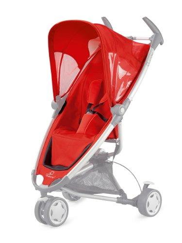 Quinny 76006910 Zapp - Asiento para silla de paseo, color rojo