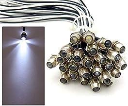 20 x LED punkt świetlny gwiaździste niebo aluminium IP68 wodoszczelne zużycie 0,2 W na punkt świetlny, możliwość ściemnian...