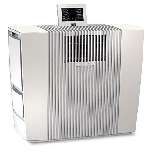 Venta LW60T WiFi, luchtbevochtiger en reiniger voor ruimtes tot 150 m² wit