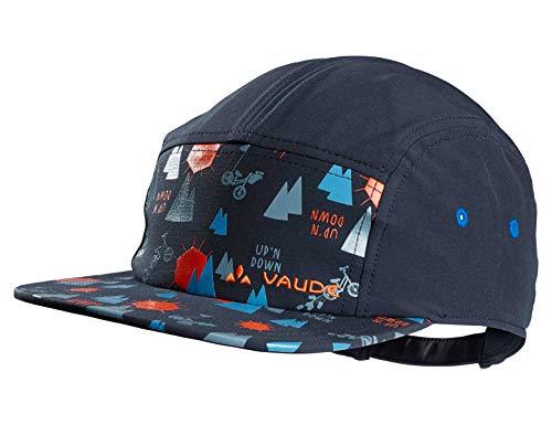 Vaude Kinder Kappe Kids Tammar Baseball Cap, Eclipse/Eclipse, L, 41074