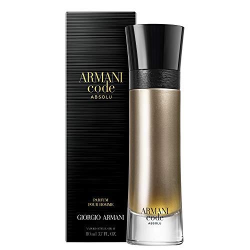 Giorgio Armani Giorgio armani code absolu eau de parfum 110ml vaporizador