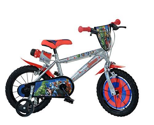 Dino 416UL-AV - Bicicletta per Bambino Avengers