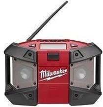 New Milwaukee 2590-20 M12 Cordless Tool Lithium Ion Jobsite Radio Mp3 12 Volt