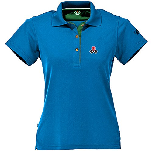 Maul Messieurs aeschi polygiene Polo, Brilliant Blue, 42
