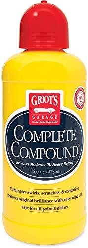 Griot's Garage 10862 Hand Compound