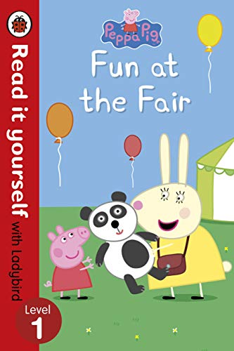 Price comparison product image Peppa Pig: Fun at the Fair - Read it Yourself with Ladybird: Level 1