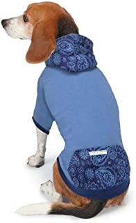 Guardian Gear Insect Shield Paisley Pullover, X-Small, Blue