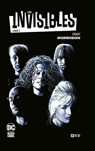 Los invisibles Vol. 03 De 5 (Biblioteca Grant Morrison) (Los Invisibles O.C. (Biblioteca Grant Morrison))
