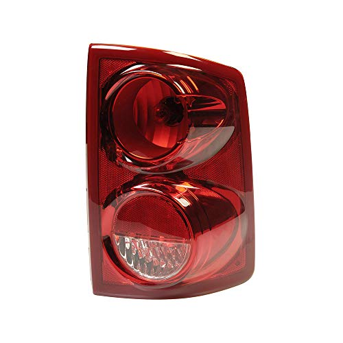 Epic Lighting OE Fitment Replacement Rear Brake Tail Light Assembly for 2005-2011 Dodge Dakota [CH2819104 55077604AC 55077604AD] Right Passenger Side RH