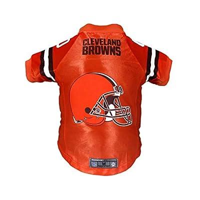 NFL Cleveland Browns Premium Pet Jersey, Large (Renewed)