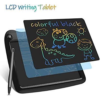 LCD Writing Tablets, Colorful Drawing Doodle Bo...