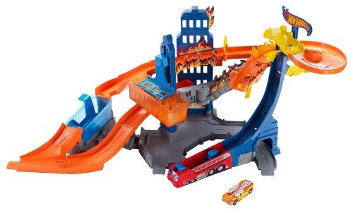 Hot Wheels - Pista in Fiamme (Mattel BGK05)