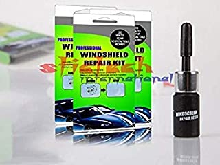 or EMS 20pcs DIY Car Windshield Repair Kit Tools Auto Glass Windscreen Repair Set for Auto Window Chip Newest