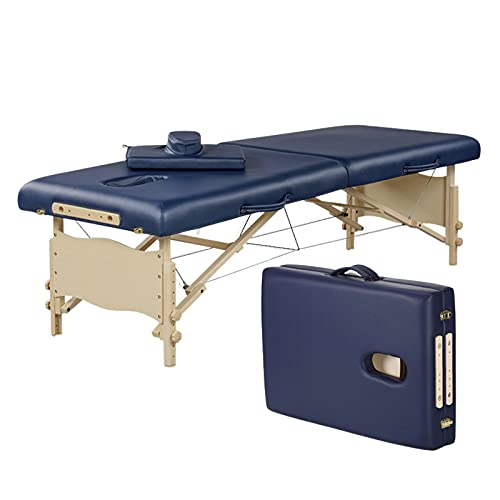 JFF Table De Massage Portable - Table De Physiothérapie/D'étirement Pliable De Luxe, Design...