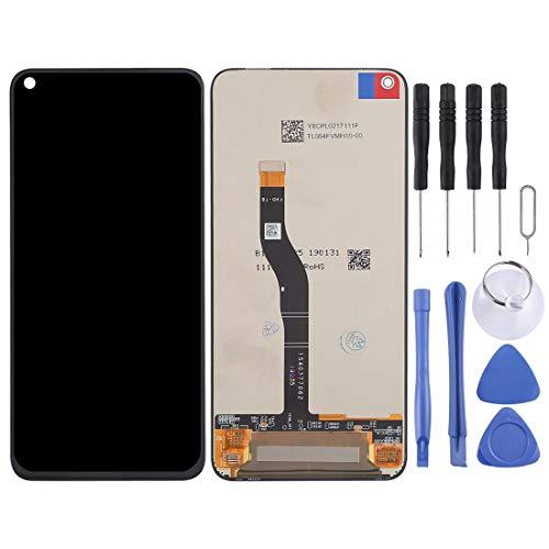 ZZjingli Reperatur-Teile LCD-Bildschirm und Digitizer Full Assembly for Huawei Nova 4 / Honor View 20 (Honor V20) (Schwarz) (Farbe : Black) - 2