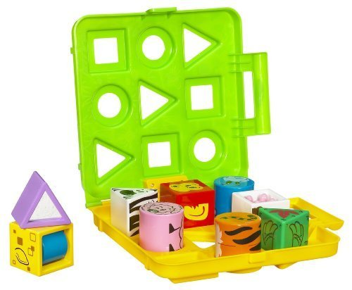 playskool Hasbro 391411480 - Jeu d'éveil - Party Cubes