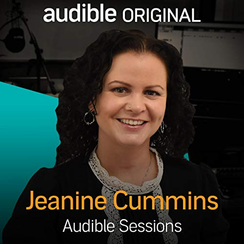 Jeanine Cummins audiobook cover art