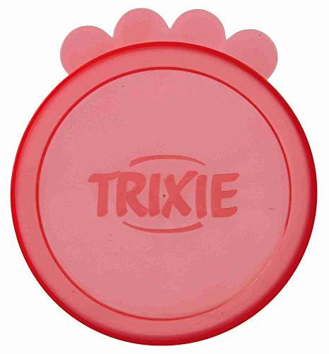 Trixie 24552 Dosendeckel, ø 10,6 cm, 2 St., farblich sortiert